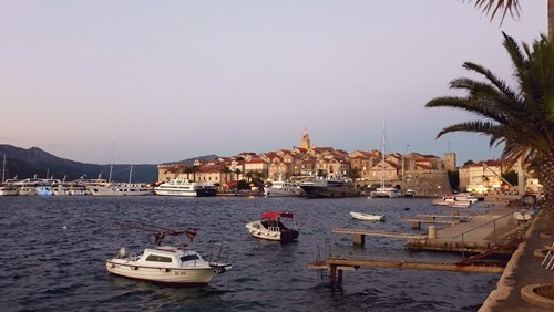 Beautiful Korcula